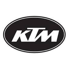Ktm Dirt Bike Logo Extreme Sports Racing Sticker Vinyl Decal Etsy