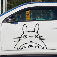 Best Offer B2554e Beauty Totoro Car Sticker Vinyl Decal Decorate Sticker Auto Products Cicig Co