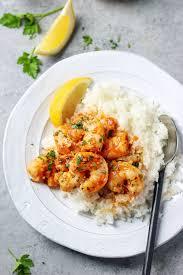 Portuguese Shrimp Mozambique