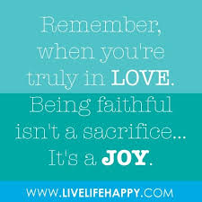 quotes about faithful quotes