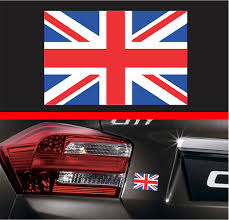 4 British Flag Vinyl Decal Bumper Sticker United Kingdom Uk Britain Car Sticker Ebay