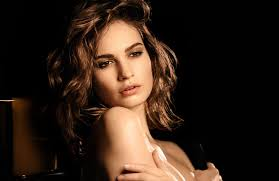 50 lily james hot beautiful images and