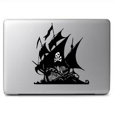Glowing Skull Pirate Ship For Macbook Laptop Car Window Auto Vinyl Decal Sticker Ebay Pirate Bay Pirates Pirate Sites