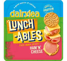 dairylea lunchables ham n cheese
