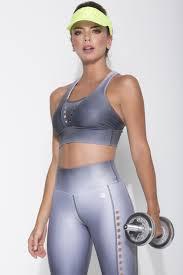 ABBY GRAY SPORTS BRA | Gray sports bra, Red sports bra, White sports bra