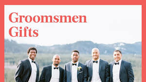 19 groomsmen gifts for every budget
