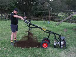Hydraulic Post Hole Borer South West Hire And Sales