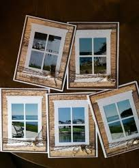 Pin by Hilda Watson on Cards with Windows | Window cards, Memory box cards,  Greeting cards handmade