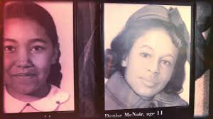 Remembering Addie Mae Collins, Cynthia Wesley, Carole Robertson, and Denise  McNair - YouTube
