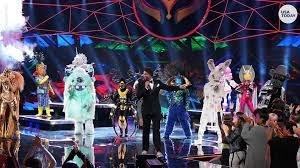 New hit 'The Masked Singer' unmasks Season 1 winner T-Pain