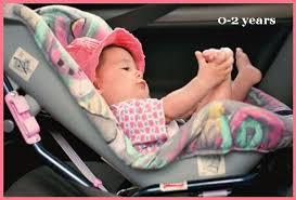 new washington state car seat