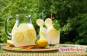 splenda lemonade recipe
