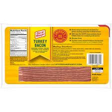 oscar mayer turkey bacon 12 oz vacuum