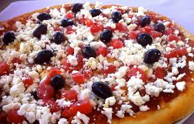 homemade feta cheese pizza recipe my
