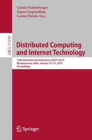 Distributed Computing and Internet Technology | SpringerLink