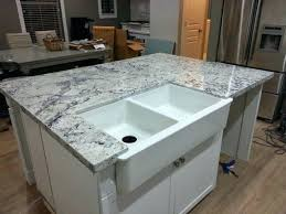 pencil edge granite