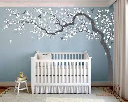 Wall Decal Charming Pink Blossom Tree By Dreamkidsdecal On Zibbet