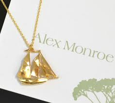 alex monroe necklace pendant