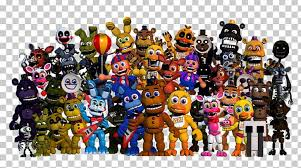 five nights at freddy s 2 fnaf world