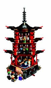 LEGO unveils stunning Ninjago Temple of Airjitzu set – Jay's Brick Blog