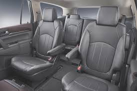 suv with captain chairs 7 penger