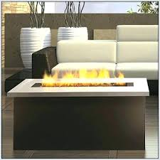 patio table fire pit spark guard