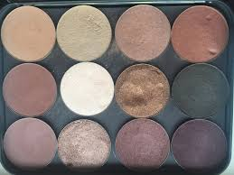 make up for ever artist shadows