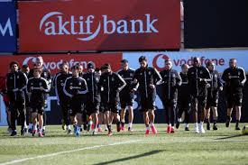 Beşiktaş, Başakşehir maçı hazırlıklarına başladı - Spor