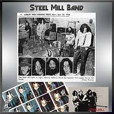Steel Mill Band* - Steel Mill Band (2017, 256 kbps, File) | Discogs