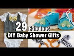 29 fabulous diy baby shower gifts you