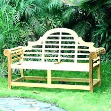metal benches for