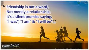 friendship some friendship quotes in english
