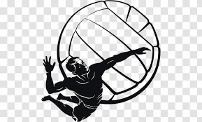 Beach Volleyball Sports Player Design Wall Decal Rugby Ball Vector Transparent Png