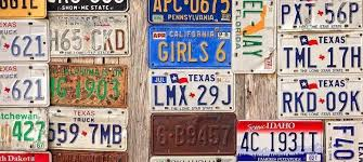 texas vanity license plates everything