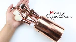 morphe makeup brush set