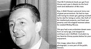 my ten favorite walt disney quotes the conservative income investor