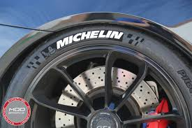 Tires Stickers For Michelin Tires