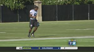 Kevin Norwood has first day of practice for Panthers - ABC11 Raleigh-Durham