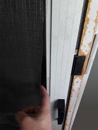 elgin screen door repair custom elgin