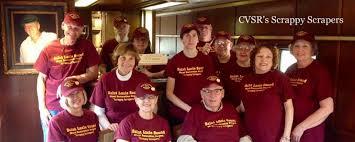 Volunteers Complete Restoration of Historic Mural - Cuyahoga Valley Scenic  Railroad
