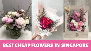 best flowers in singapore
