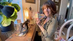 Couple Restores Antique Sewing Machine To Make Face Masks - CNN - NewsOpener