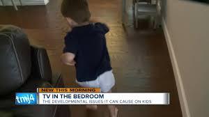 Tvs In Children S Bedrooms Might Affect Development