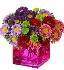 Букет цветов в вазе - Открытки с цветами - Gif открытки красивые ...