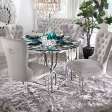 abigail dining table room decor
