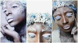 you ice queen makeup tutorial