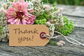 ᐈ Thank you with flowers stock images, Royalty Free thank you flowers  pictures | download on Depositphotos®