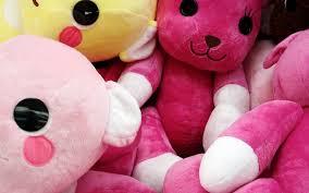pink toys romance wallpaper love
