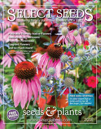 seed catalogs and plant catalogs