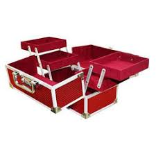 red bridal las makeup box rs 460